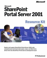Microsoft Sharepoint Portal Server 2001 Resource K