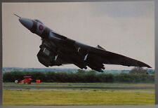 Vulcan Association VA Postcard no.7 XH558 - The Worlds last flying Vulcan