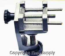 Watch case movement holder with clamp Watch repair tool