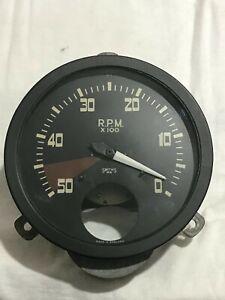 269  Reconditioned Jaguar MKV Tachometer 01/1950-1951 X.70718/1 Made bySmiths