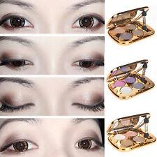 Waterproof Matte Eyeshadow Makeup Palette Glitter Eye Shadow Box Cosmetic