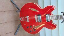 Cozart Semi Hollow SES-30-CSM-CR Electric Guitar