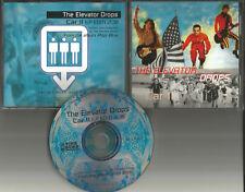 ELEVATOR DROPS Car II w/ RARE EDIT 1996 USA PROMO radio DJ CD single MINT