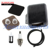 Air Fuel Filter Cover For Stihl FC85 FC75 FS85 FS80 KM85 41371410500 Spark Plug