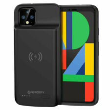 Qi Wireless 5000mAh For Google Pixel 4XL USB Battery Charger Case PowerPack Bank