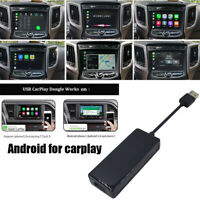 USB Smart Link Carplay Dongle For Android IOS Apple Radio Navigation MP5 Player