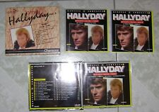 COFFRET 2 CD JOHNNY HALLYDAY VOL.4 STORY 1974 - 1981