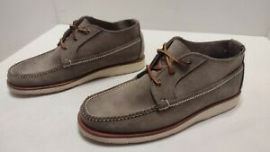 Red Wing Oxfords Gray Suede Ankle Men's Size 8 E New
