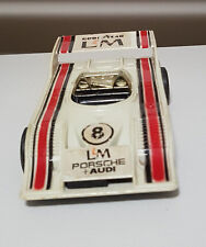 KIDS TOY CAR ABOUT 18CM LONG! GOODYEAR PORSCHE AUDI LUCKY TOYS NO 3413!