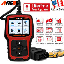 Automotive OBD2 Scanner EOBD Car Code Reader Check Engine Fault Diagnostic Tool
