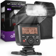 Camera Flash for Canon by Altura Photo - Speedlite for Dslr and Mirrorless