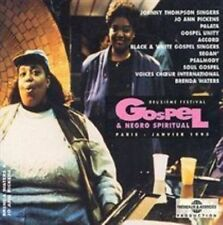 VARIOUS ARTISTS - 2ND FESTIVAL DE GOSPEL A PARIS 1995 NEW CD
