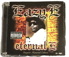 Eazy - E Eternal E Gangsta Memorial Edition 2005 CD & DVD Great Condition