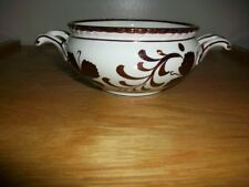 "Gray's Pottery made in england bowl 4 1/2"" wide GUC"