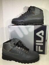 Fila F-13 Weather Tech Men's Size 11 Gray Hi Top Sneakers Shoes Boots ZI-1963