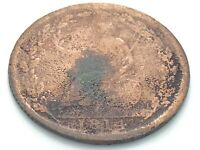 1814 Wellington Canada Circulated Canadian One Half Penny Token I831