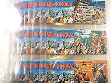 KINOWA piccolo raccolta 4. serie # 1 - 21 completa (CCH)