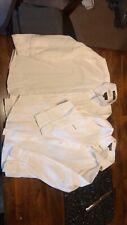 Boys Sz 12 White Dress Shirts