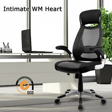 Executive Office Chair Racing Gaming Swivel Computer Desk Adjustable Mesh Chair