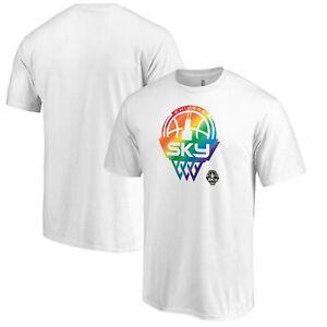 Chicago Sky Fanatics Branded Team Pride T-Shirt - White