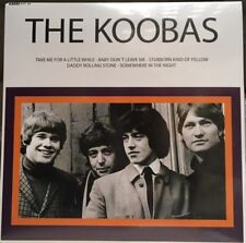 "KOOBAS Live In Germany EP R&B Ltd 7"" SEALED RSD Unreleased '65 Tuff UK Beat Soul"
