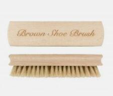 Shoe Cleaning Accessories Elliott Brown Shoe Brush 155mm