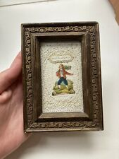 More details for beautiful victorian valentine thou art the light of my life in victorian frame