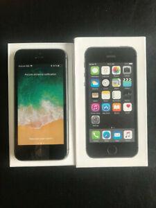 Apple iPhone 5s 16go Téléphones mobile Argent silver Garantie