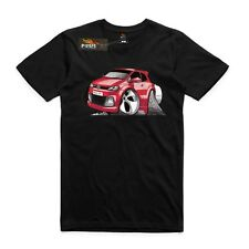 Men's T-shirt, AS Colour, VW Polo GTI, Euro cars, turbo, hot hatch.