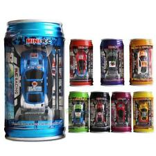 New Coke Can Mini Super Speed RC Radio Remote Control Micro Racing Car Toys Gift