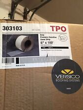 Tpo Rubber Roof 6 X 100 Self Adhesive Seam Tape 1 Roll