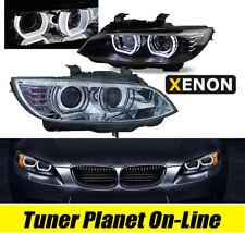 Fari anteriori XENON BMW Serie 3 e92 e93 Angel Eyes LED 3D con AFS Dinamico