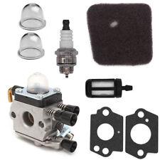 Carburetor + Air Filter kit For Stihl Hedge HL45 Trimmer KM55 & KM55R