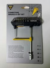 Topeak COMBOTORQ Wrench and Bit Set Bicycle Torque Wrench