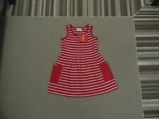 NWT HANNA ANDERSSON SO BREEZY SUNDRESS RED 90 US 3