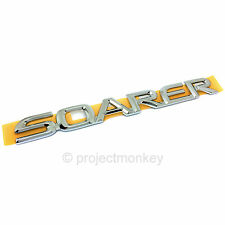 JDM Toyota 92-00 Lexus SC300 SC400 Rear Soarer Emblem Badge Genuine Part OEM