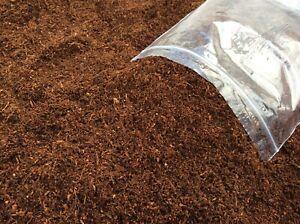 COCO Fibre Coir Reptile Frog Substrate Coconut Humus Terrarium *READY TO USE*