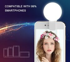 Selfie Portable Ring Fill Light Camera Photography for iPhone Android Phone Diva