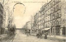 SAINT OUEN 11 avenue des batignolles près de l'église éd flamery écrite