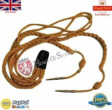 New Army Aiguillette Gold Wire Cord Army/Military Officer Shoulder Aiguillette