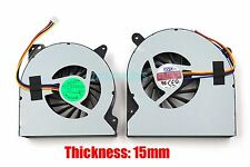 New Asus ROG G750J G750JS G750JW G750JX Cooling fans Left + Right 15mm