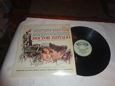 1966 Cinema Sound Stage Orchestra Doctor Zhivago 33RPM LP   in SHRINK VG+ / NM