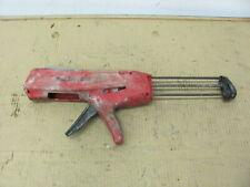 Fischer FIS DMS Auspresspistole Kartuschenpistole für 2-Kammer Kartuschen Mörtel