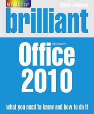 Brilliant Office 2010 (Paperback), Johnson, Steve, 9780273736080