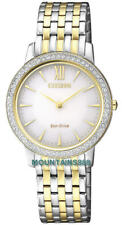 CITIZEN EcoDrive Watch,MADEwithSWAROVSKI®ELEMENTS,SapphireG,WR50,Lady,EX1484-81A