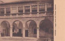 VICENZA - Loggia interna del Palazzo Vescovile