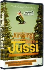 Jumping With Jussi Oksanen DVD - Mack Dawg Productions - NEW! Free US Shipping!