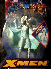 "STORM classic version White|X Men classics series Marvel Legends 6"" Figure"