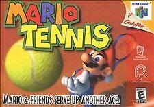 Mario Tennis (Nintendo 64, 2000)