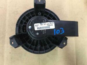 10 11 12 13 14 15 16 FORD EXPLORER REAR BLOWER MOTOR